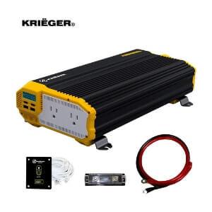 Krieger-2000Watts-best-power-inverter-for-camping