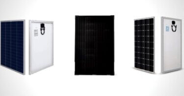 best-solar-panels-for-campers-van