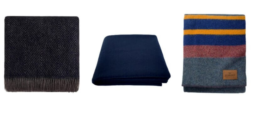 best-wool-blankets-for-camping